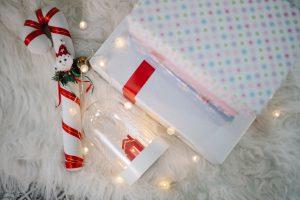 kerstpakketjes